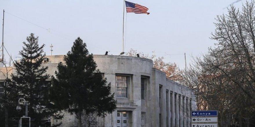 ABD Büyükelçiliği'nden mühimmat patlaması mesajı