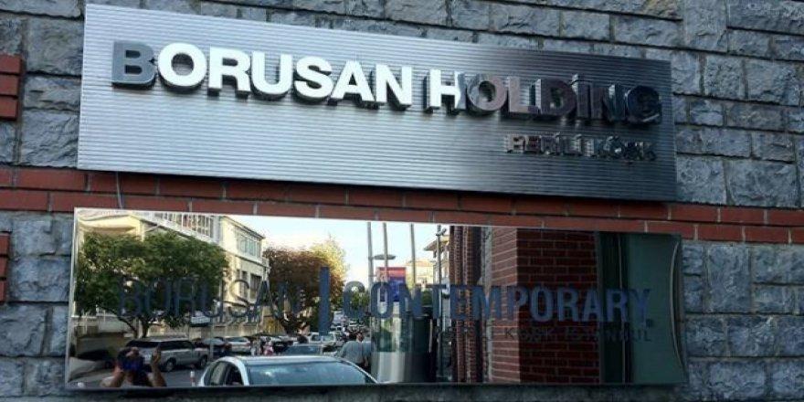Borusan Holding'te görev değişimi