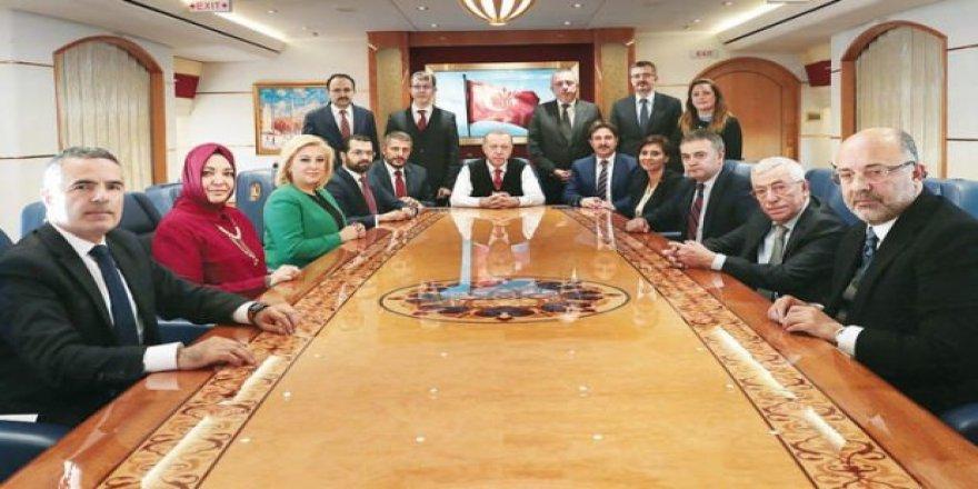 Erdoğan'dan ABD'ye yanıt!