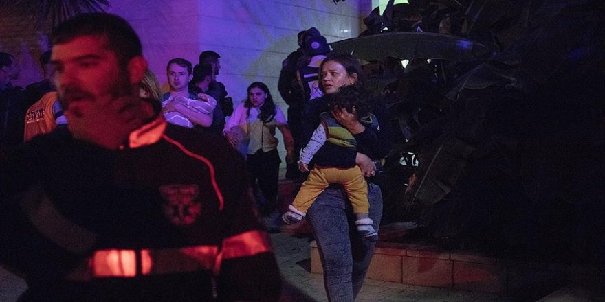 İsrail'in güneyinde korku ve panik hakim