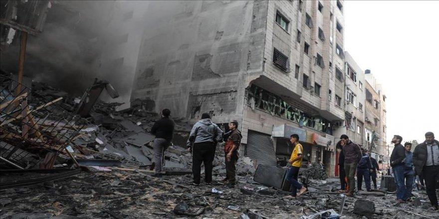 Filistinli gruplardan İsrail'e 'hedef alanını genişletme' tehdidi