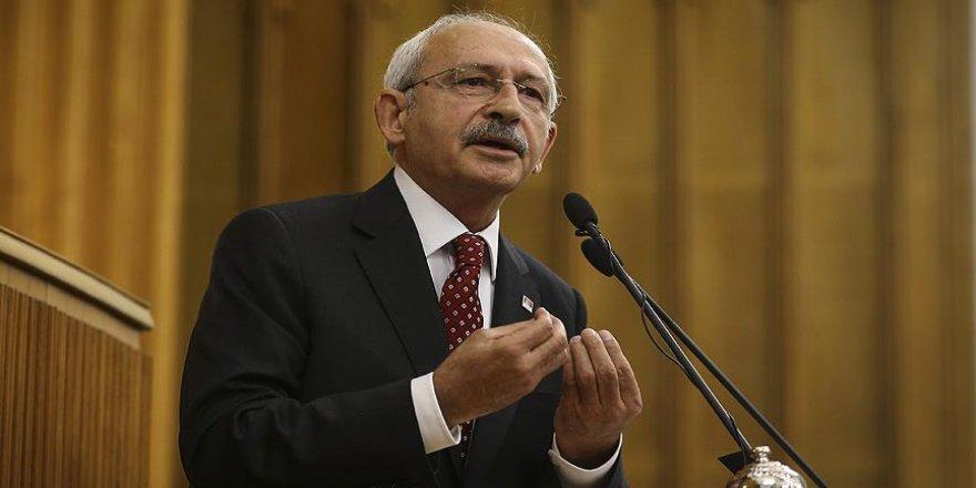 Kılıçdaroğlu'ndan Diyanet'e tepki