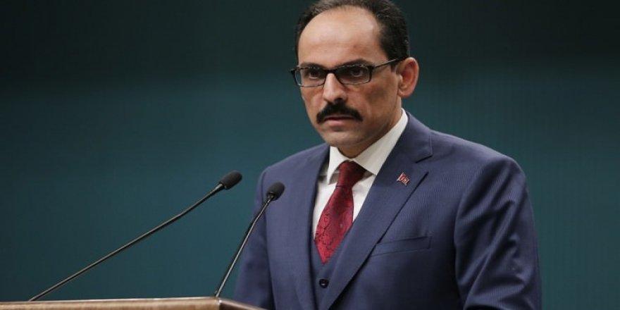 Türkiye'den sert İsrail açıklaması