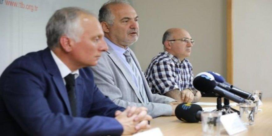 Türk Tabipler Birliği'nden skandal sözler