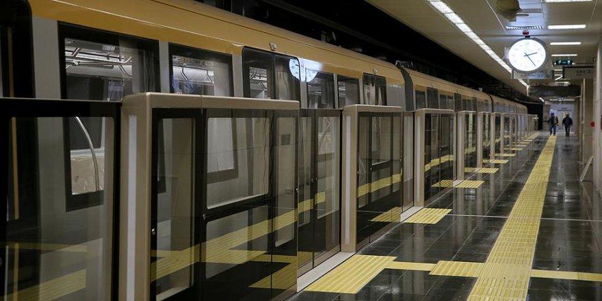 Sürücüsüz metro Avrupa'nın birincisi seçildi