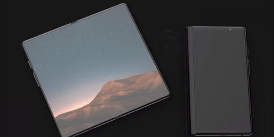 Samsung Galaxy F'i her açıdan gösteren konsept video ortaya çıktı