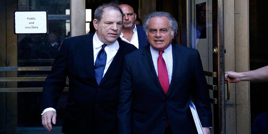Huerta'dan yapımcı Weinstein'e dava