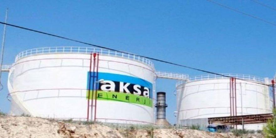 Aksa, doğalgaz santralini kapatıyor