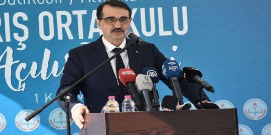 Enerji bakanı talimat verdi: Basitleştiriliyor