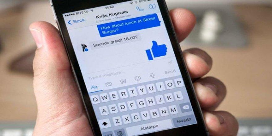 Facebook Messenger'ın yeni tasarımı