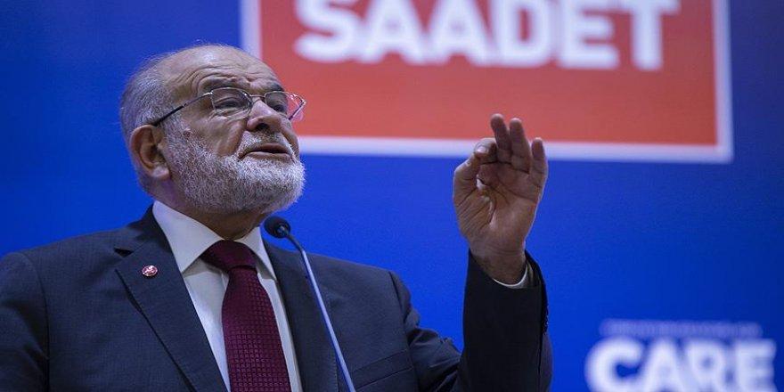 Karamollaoğlu: İsrail alışkanlık haline getirdi