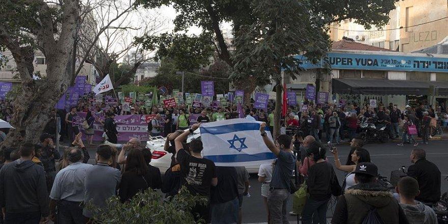 İsraillilerden 'güvenlik zafiyeti' protestosu