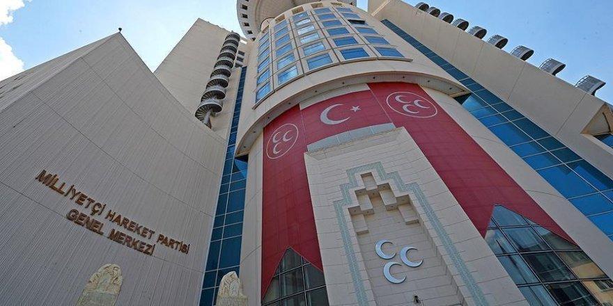MHP aday adaylarından proje istiyor