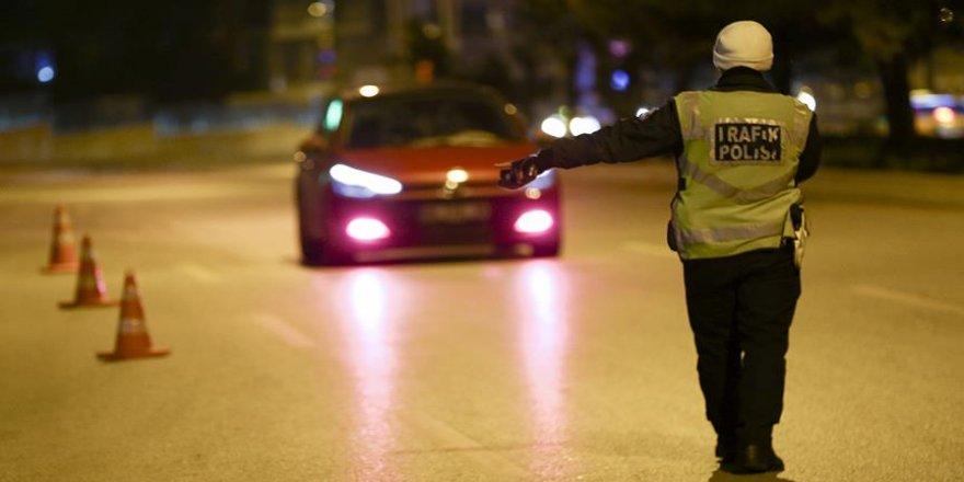 Kolonya yüzünden alkollü sanılan sürücüye beraat