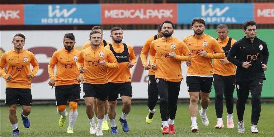 Galatasaray, Konyaspor maçı hazırlıklarını sürdürdü