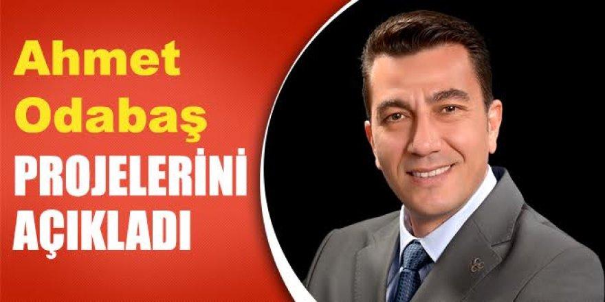 Ahmet Odabaş,Darıca için projelerini açıkladı