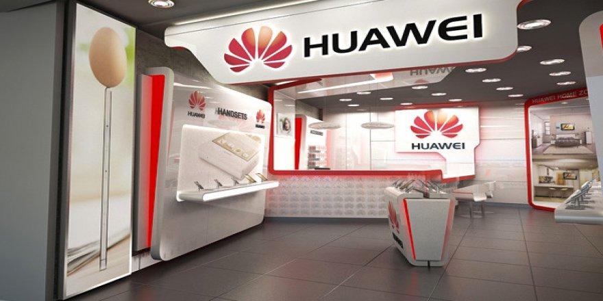 Huawei Türkiye`de Mağaza Açmaya Hazırlanıyor