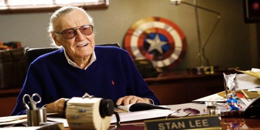 Marvel ailesinin babası Stan Lee öldü!