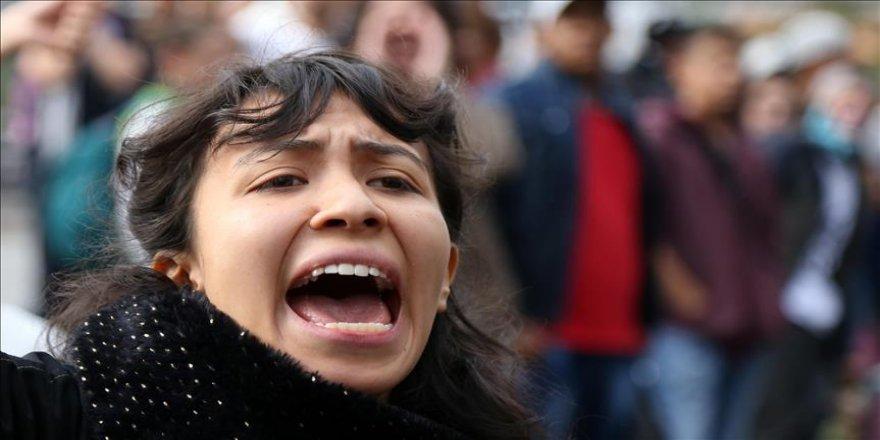 Öğrenci protestoları sürüyor