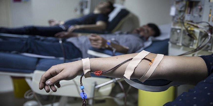 Diyalize bağlı 58 bin kişi organ bağışı bekliyor