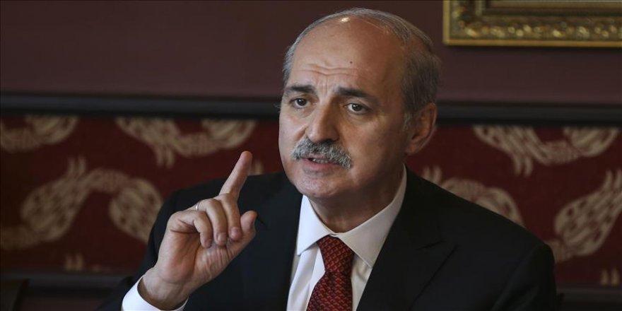 Kurtulmuş'tan Suriye açıklaması