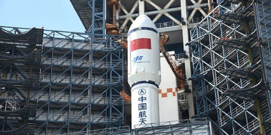 Çin, uzaydaki varlığını arttırmayı planlıyor