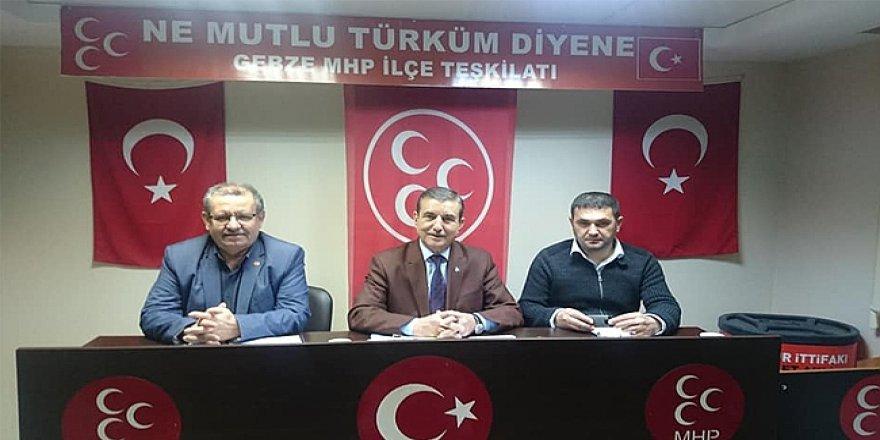 MHP'de istifalar kabul edildi
