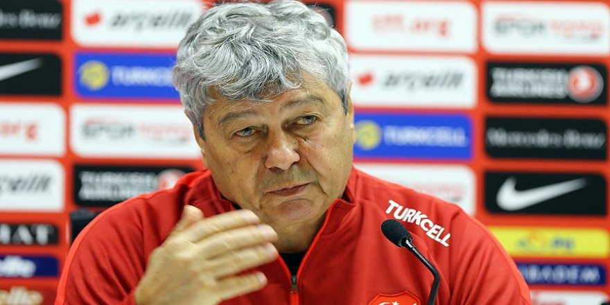 Lucescu: İyi bir sonuç elde edeceğiz