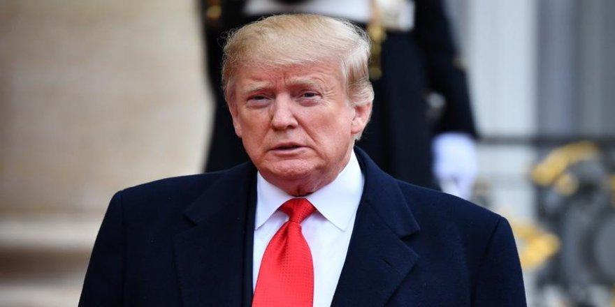 Trump'tan 'Çin anlaşmak istiyor' açıklaması