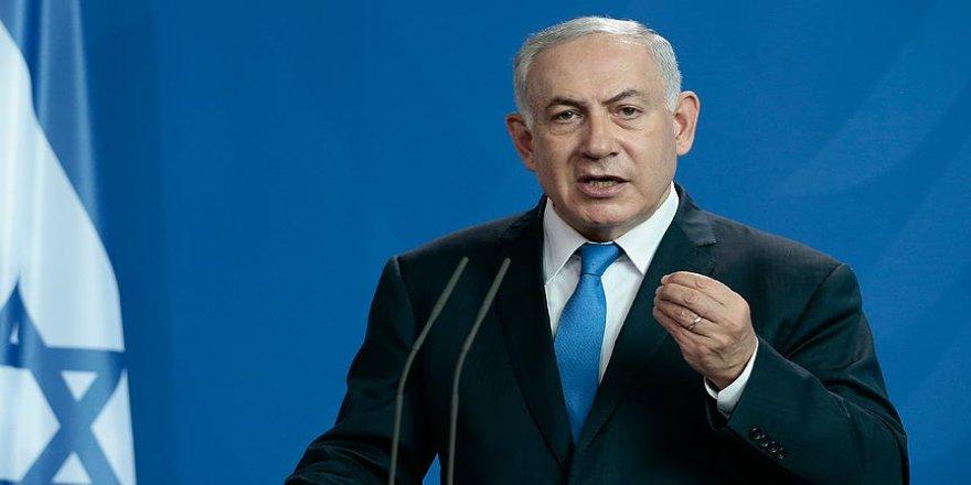 Netanyahu'dan erken seçim açıklaması