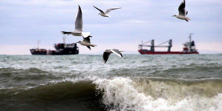 Deniz ulaşımına poyraz engeli