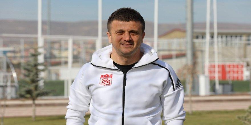 Sivasspor'un teknik direktörü belli oldu