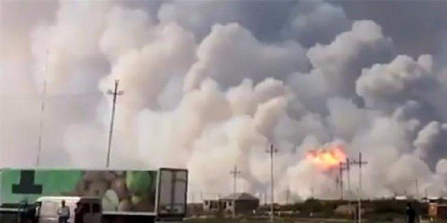 Korkunç patlama: 3 ölü