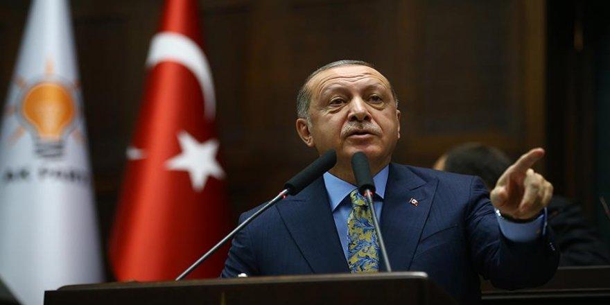 Erdoğan'dan aday adaylarına uyarı