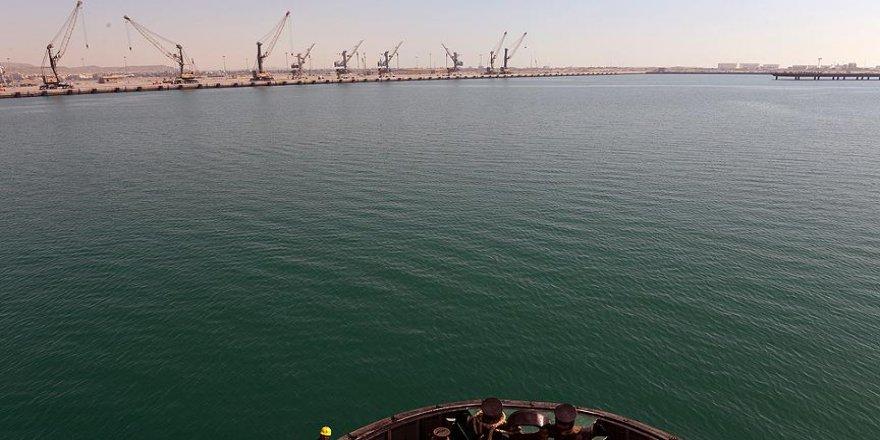Çabahar Limanı yeni ticaret güzergahı olma yolunda