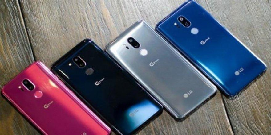 LG, 7 TL'ye amiral telefon satacak!