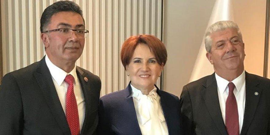 AK Parti'den İYİParti'ye geçti