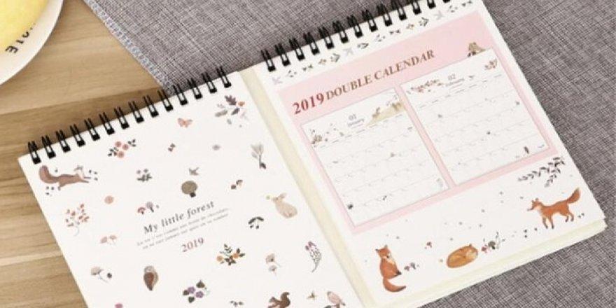 2019'da resmi tatil günleri