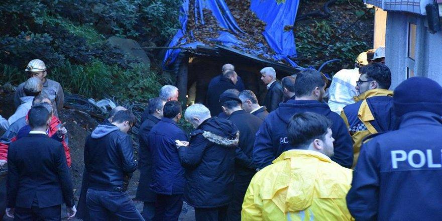 3 madencinin cenazesine ulaşıldı