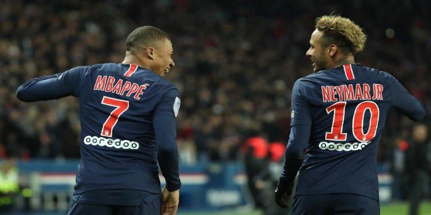 Neymar ve Mbappe sakatlandı