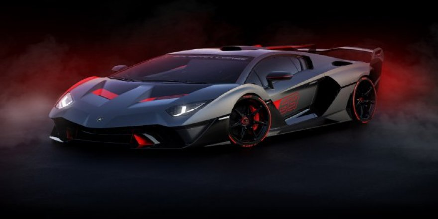 Lamborghini tarihinde bir ilk!