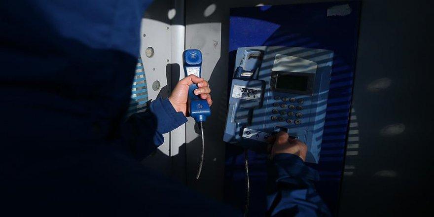 FETÖ'ye yönelik 'ankesörlü telefon' operasyonu