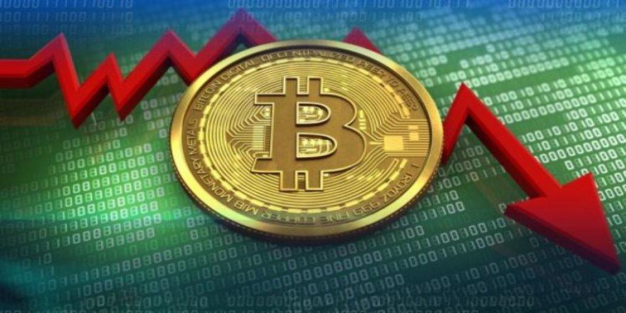 Bitcoin'de düşüş tam gaz sürüyor