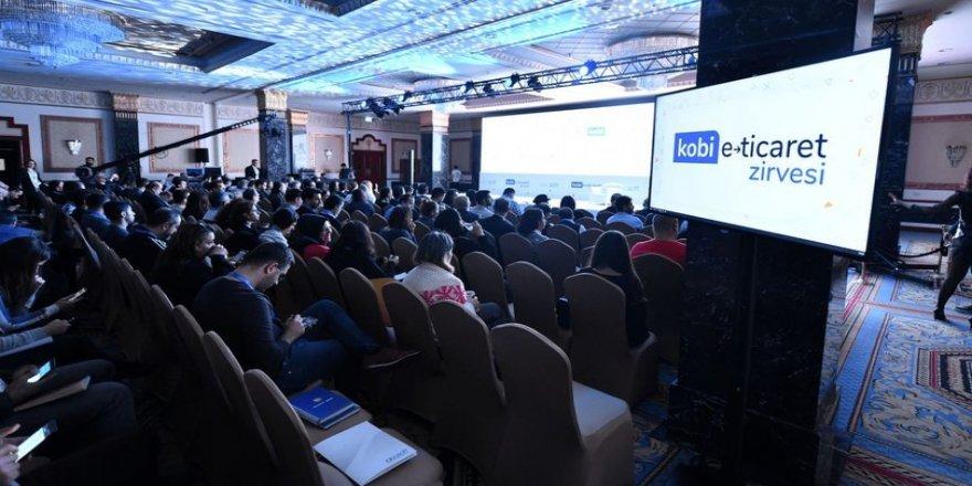 E-ticaret KOBİ'leri yüzde 17 büyütüyor