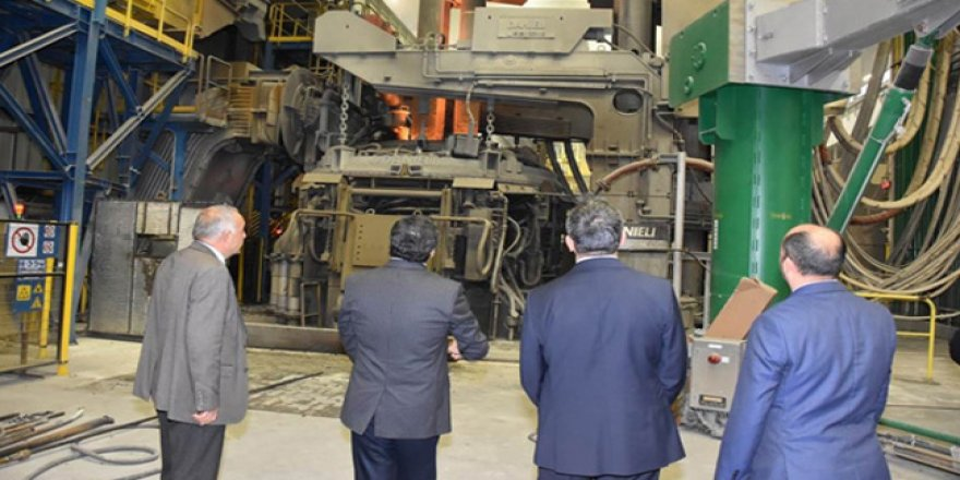 Kurumlardan toplanan hurdalar, MKE fabrikalarında silaha dönüştürülüyor