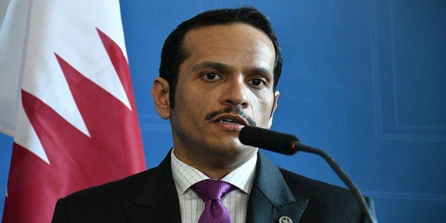 Katar'dan Kaşıkçı cinayeti açıklaması