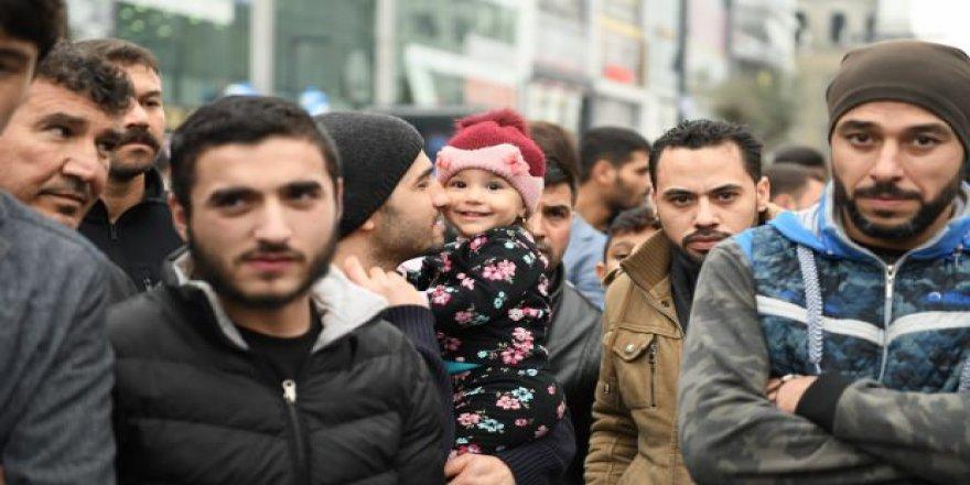 İstanbul'dan Suriye'ye dönüyorlar