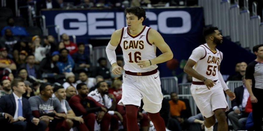 Cavaliers, Cedi Osman ile kazandı