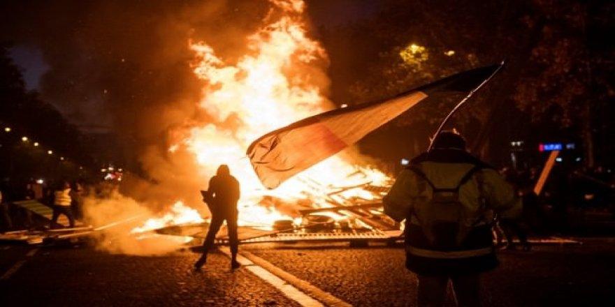 Türkiye'den Fransa açıklaması