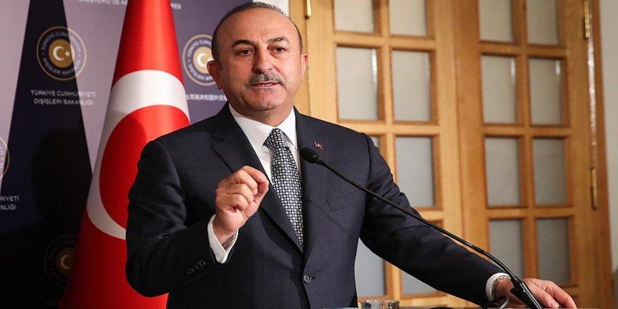 Çavuşoğlu: Türkiye etkin çok taraflılıktan yanadır